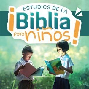Estudios de la biblia para niños