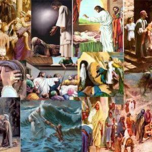 Personajes que acudieron a Jesus con una necesidad