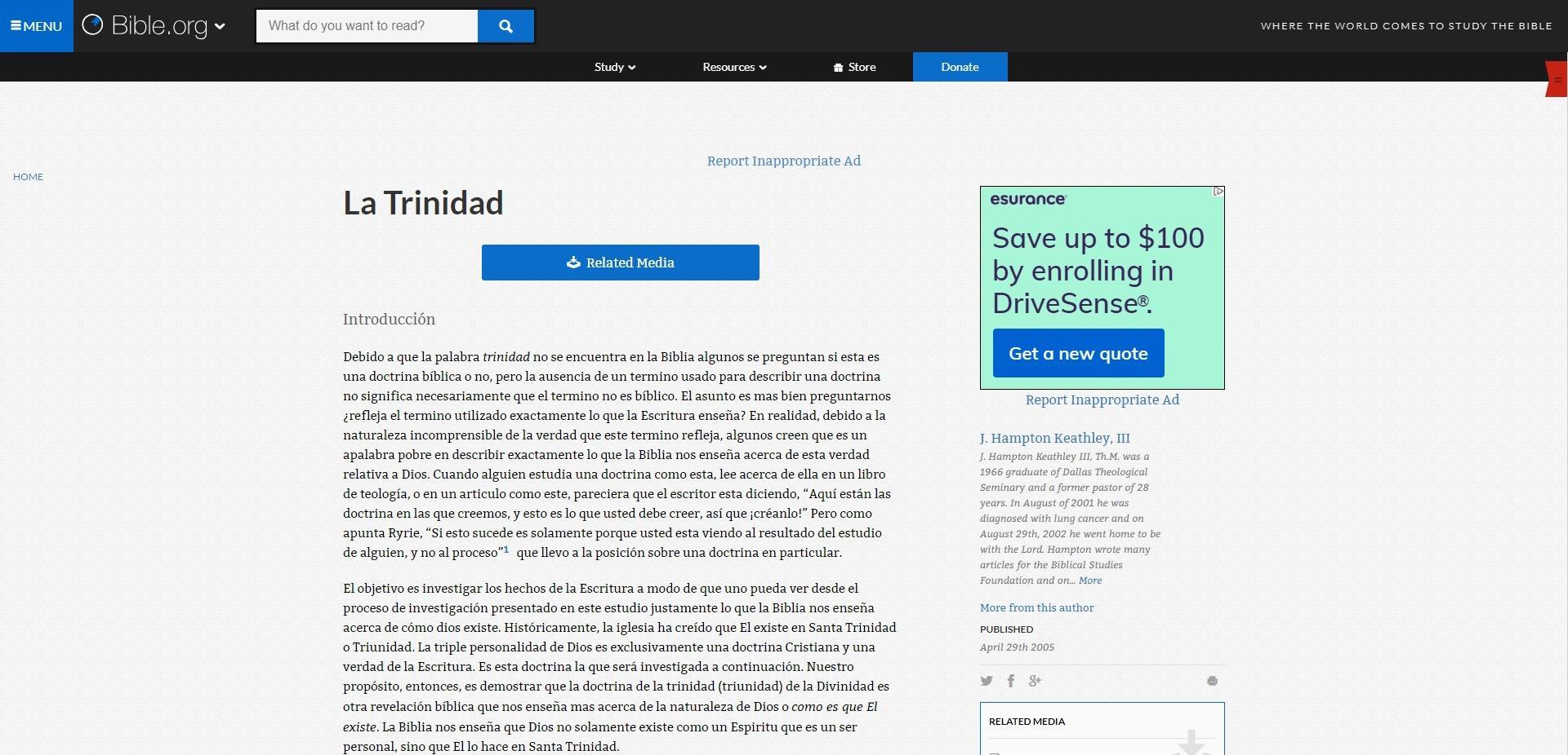 vista previa de Bible.org