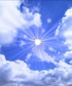 como es el cielo imagen