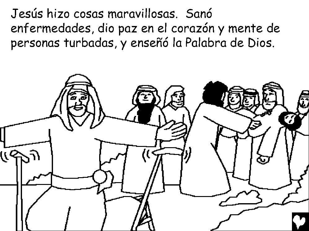 La Biblia para niños – NT #39 – Dios escoge 12 ayudantes | ObreroFiel