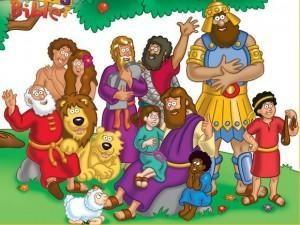 personas de la Biblia imagen