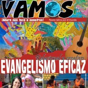 Imagen de portada de Vamos agosto de 2016