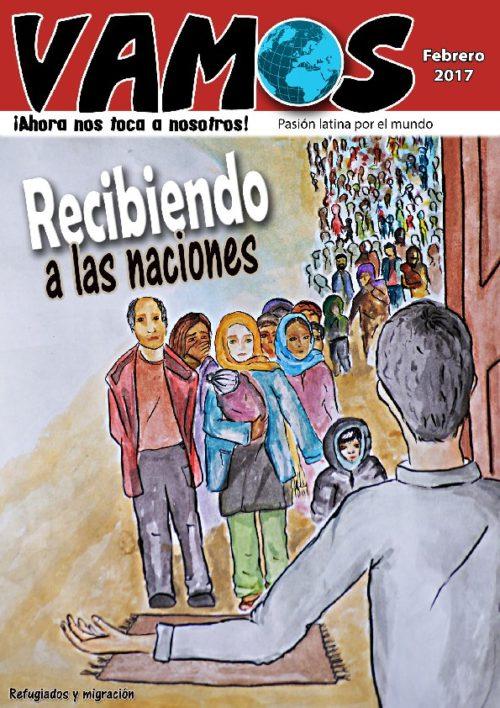 Vista previa, Cover de revista VAMOS