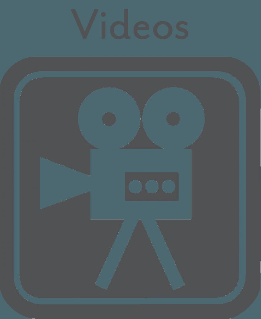 icon de videos