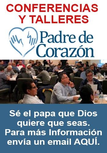 Conferencias y Talleres de Padre de Corazón
