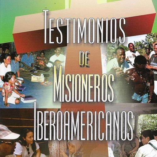 Portada de Testimonios de Misioneros Iberoamericanos