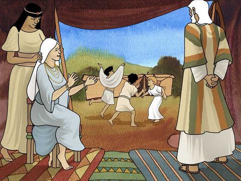 Abraham, padre de la fe imagen 1