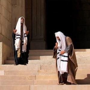 Fariseo y publicano imagen 2