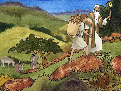 Abraham padre de la fe imagen 2