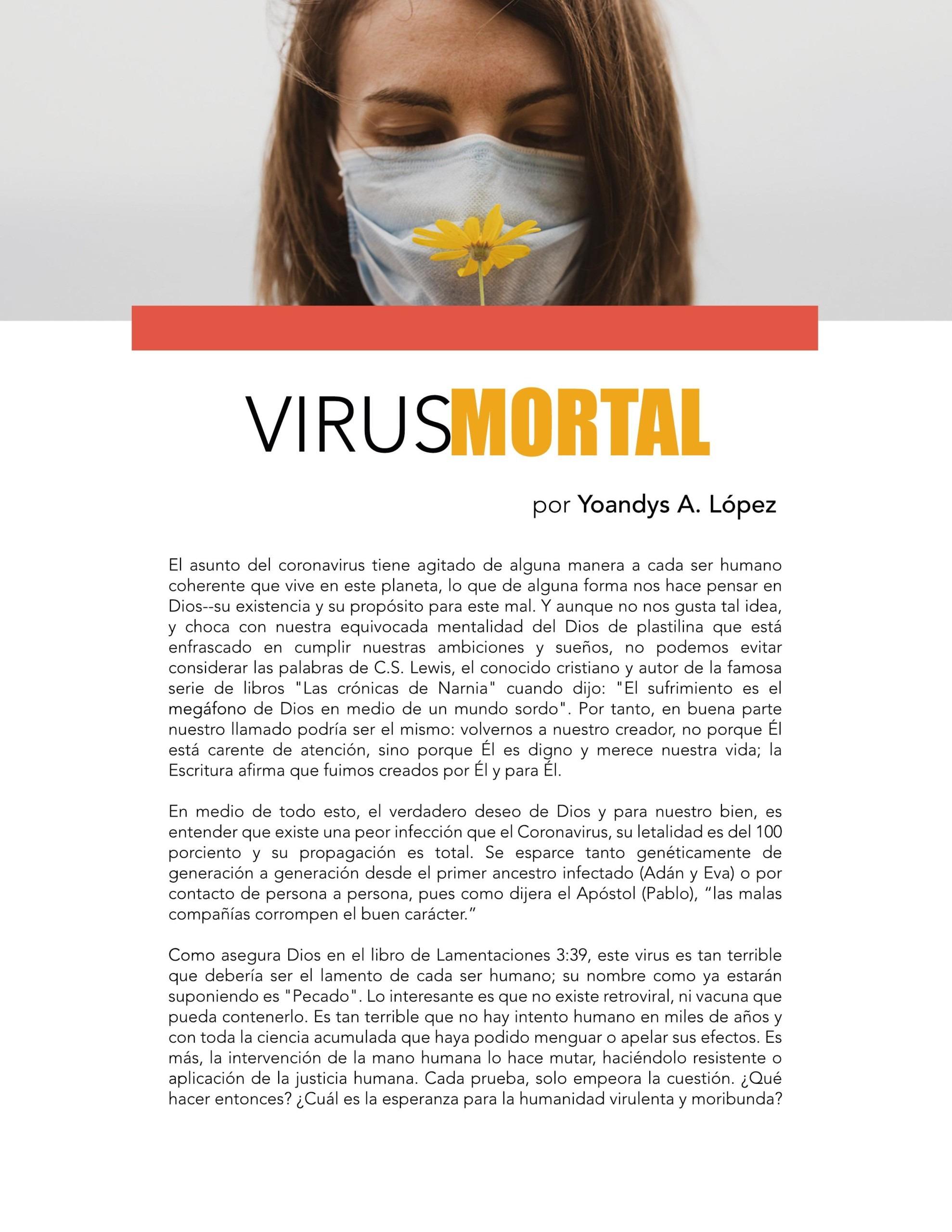 Virus mortal imagen 1