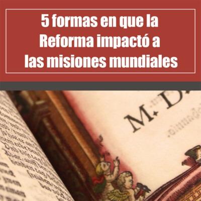 5 formas Reforma