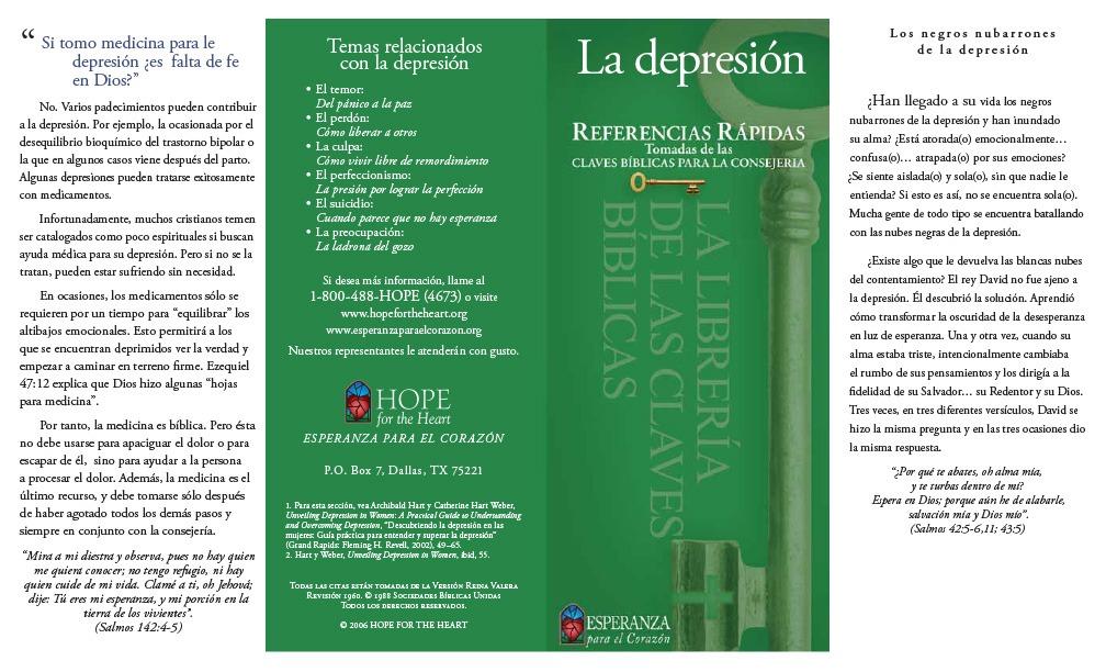Previa de Referencia Rapida Depresion