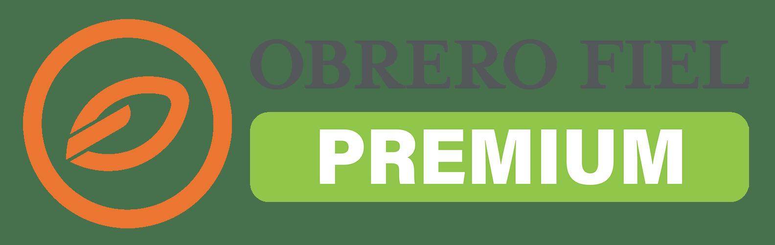 Logo de Obrero Fiel Premium