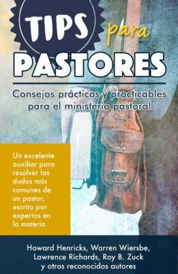 Portada de Tips para Pastores.