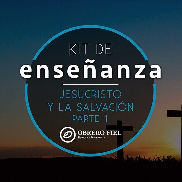 Jesuscristo salvacion portada