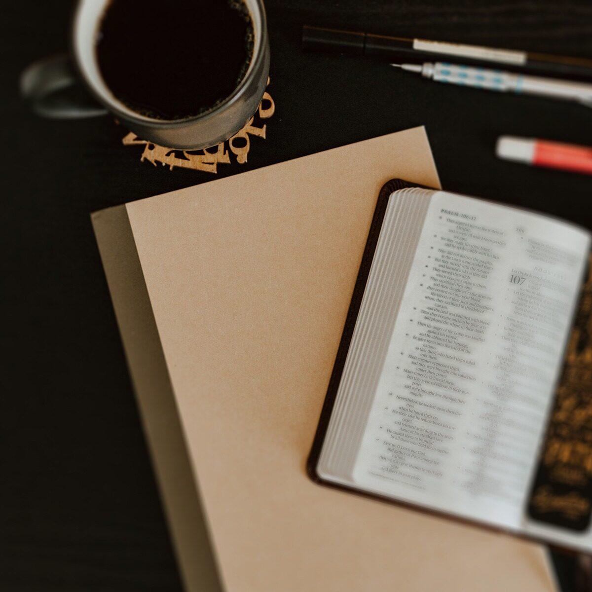 bible an pens