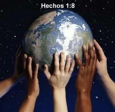 ¿Cuál es la gran comisión en Hechos 1:8?