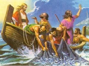 jesus-y-los-pescadores