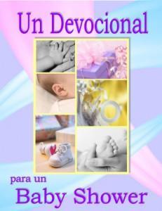 Devocional para un baby shower