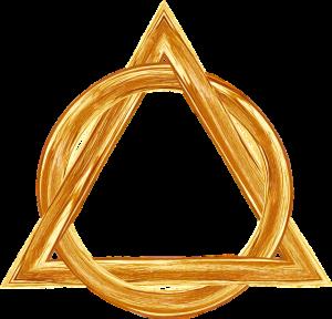 """La """"trinidad"""" satánica"""