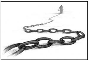 La esclavitud espiritual