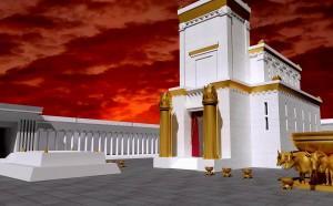 Visita virtual al templo de Salomon