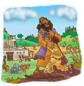Hojas de actividades -Parábola 26- El hijo pródigo