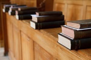los libros de la Biblia