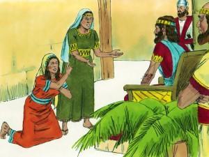 La Biblia para ninos AT 22 El rey sabio Salomon