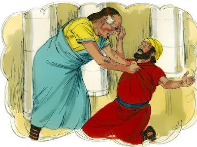La parábola del siervo que no perdonó