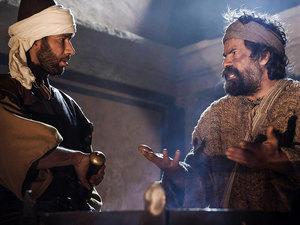 Pedro niega a Jesús tres veces