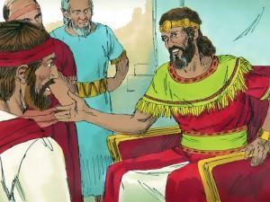 La parábola de Natán revela el pecado de David