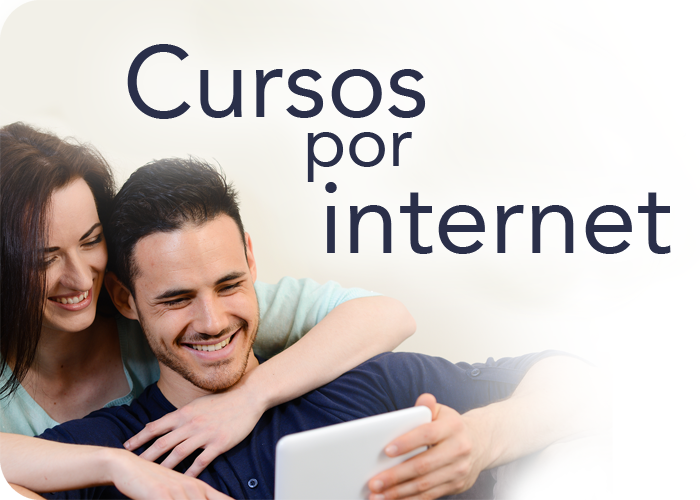 Cursos por internet