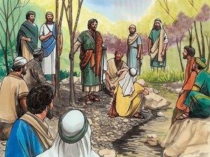 Jesús predice su muerte y resurrección