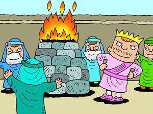 Manasés – el rey malo