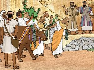 Pablo y Bernabé visitan Iconio, Listra y Derbe